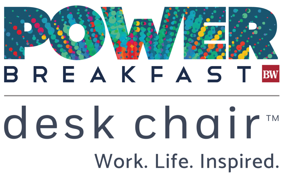 BW Power Breakfast – Molly Bloom | Presented by desk chair™